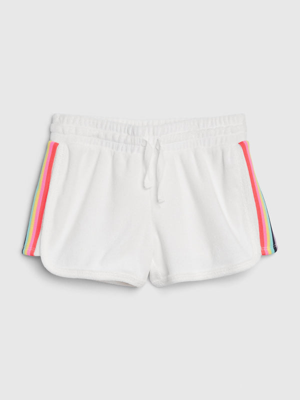 Gap Kids Pull-On Jersey Shorts - New Off Blanco