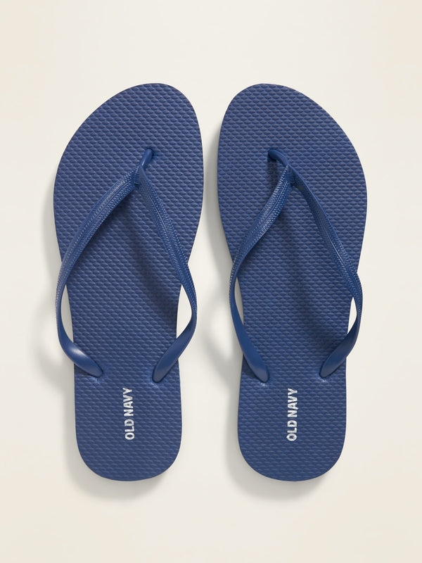 ON Classic Flip-Flops For Women - Navy