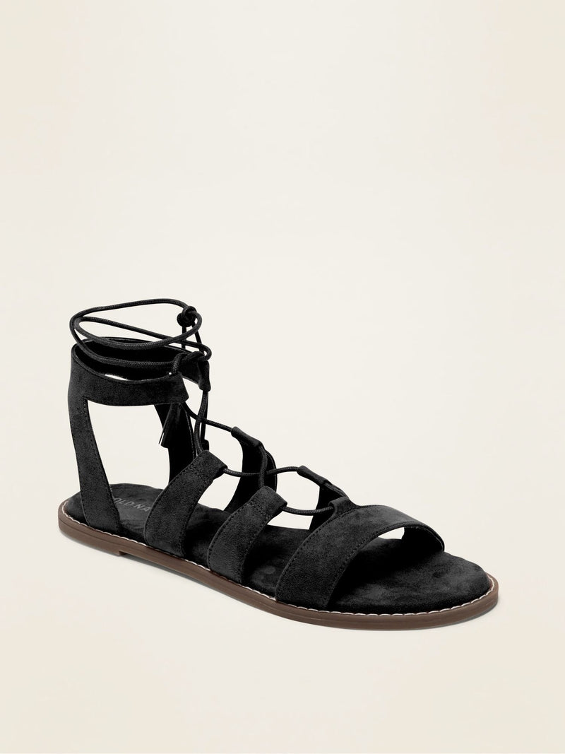 Sandalias Gladiator -Blackjack Jas