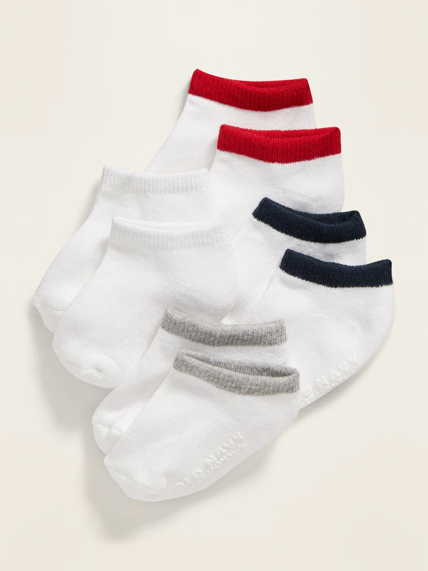 ON Medias Ankle Socks 4-Pack For Toddler & Baby - Boy