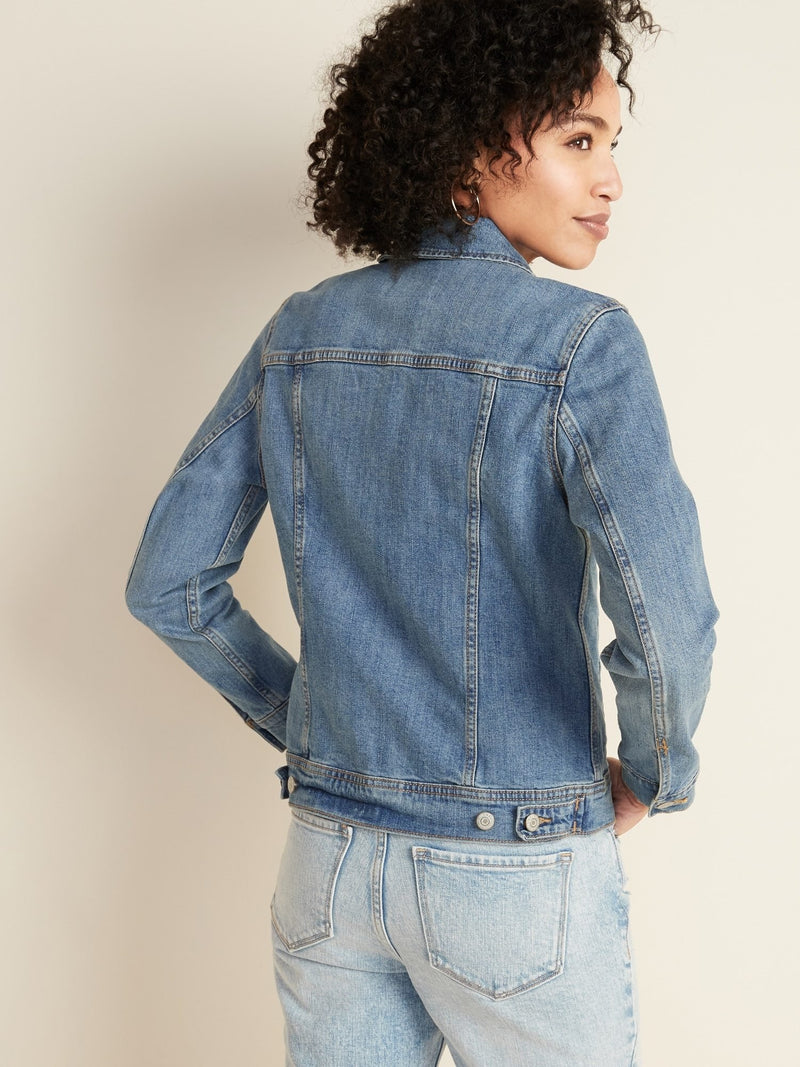 ON Jacket Jean Jacket For Women - Medium Authentic
