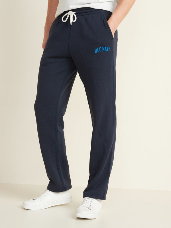ON Ejercicio Logo-Graphic Sweatpants For Men - In The Navy