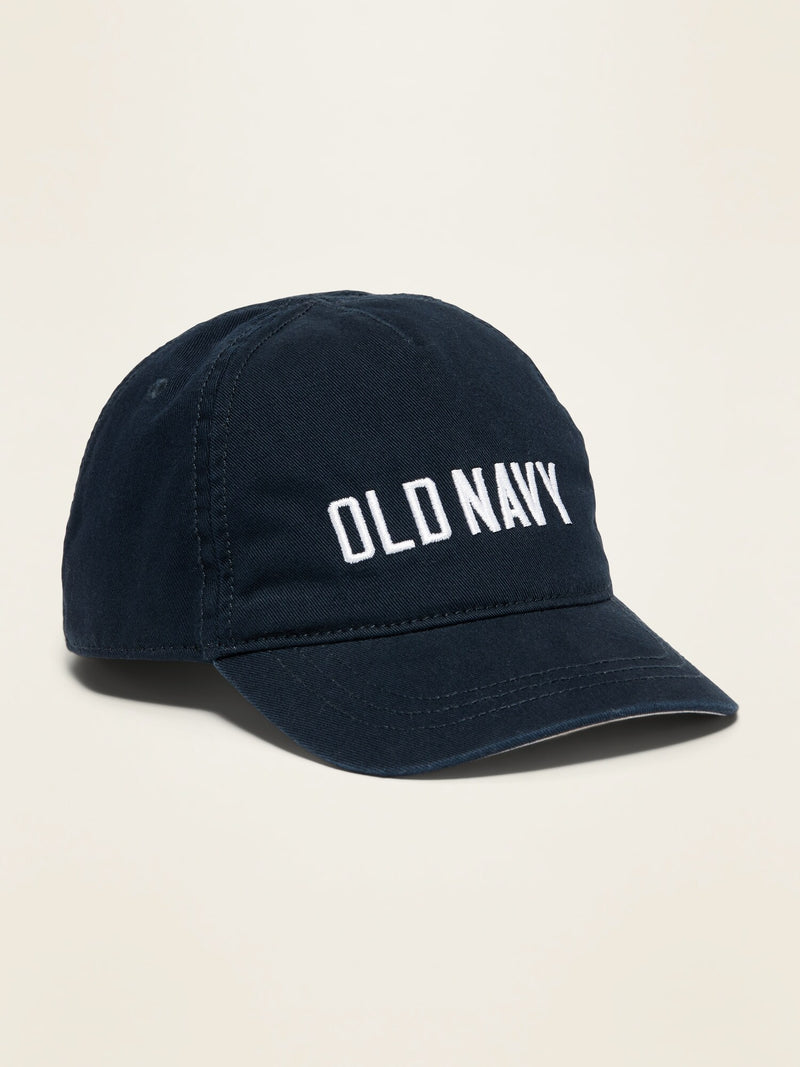 ON Logo Baseball Cap for Toddler Boys - In The Navy