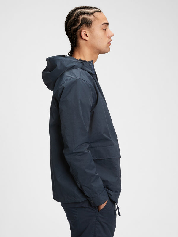 Gap Nylon Anorak - Navy