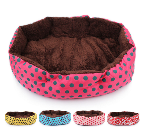 Spotted Dog Bed
