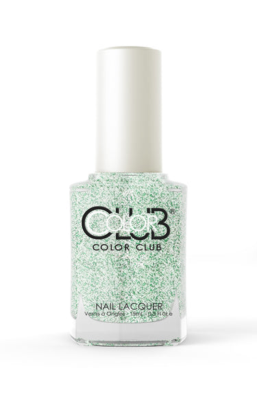 Color Club Green Piece 15ml - CN Nail Supply