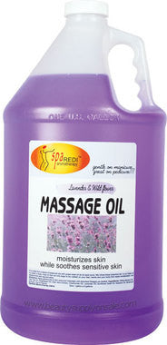 Spa Redi Massage Oil 128oz - CN Nail Supply
