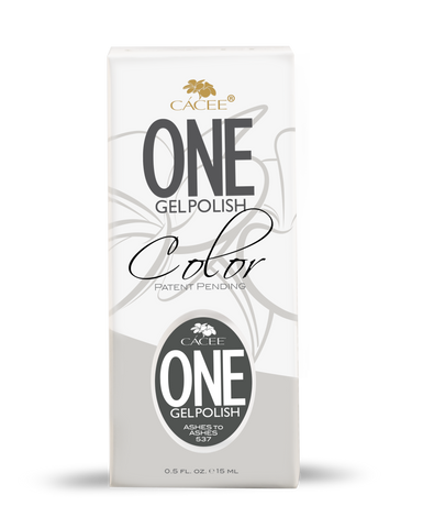 Cacee ONE Ashes To Ashes 15ml - CN Nail Supply