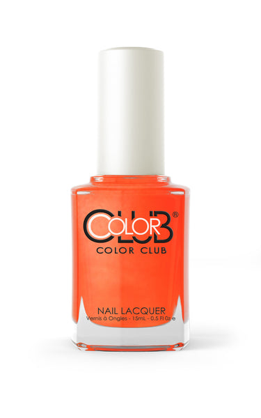 Color Club Tangerine Scream 15ml - CN Nail Supply
