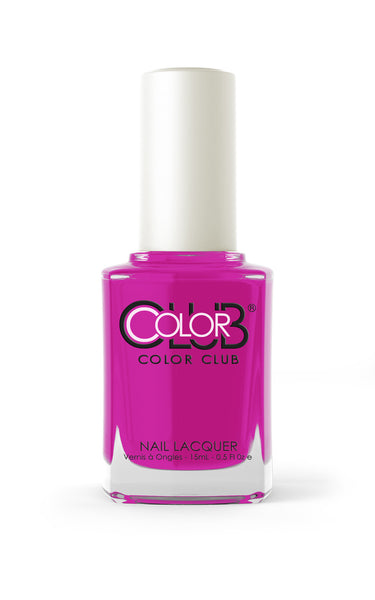 Color Club Peace Out Purple 15ml - CN Nail Supply