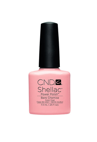 CND Shellac Bare Chemise 7.3ml - CN Nail Supply