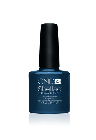 CND Shellac Blue Rapture 7.3ml - CN Nail Supply