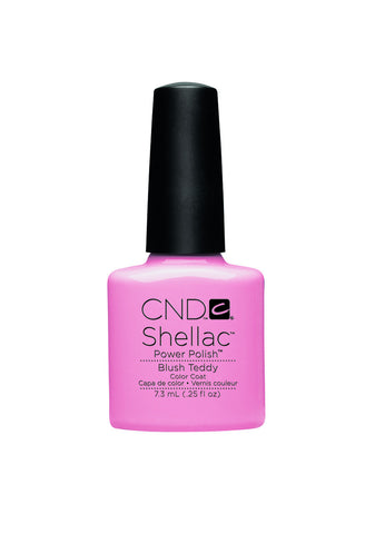 CND Shellac Blush Teddy 7.3ml - CN Nail Supply