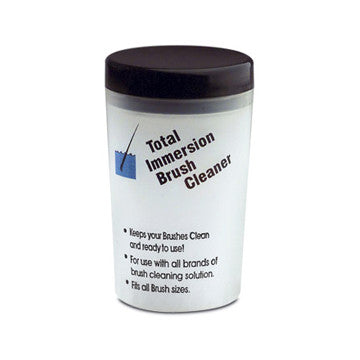 Total Immersion Brush Cleaner - CN Nail Supply