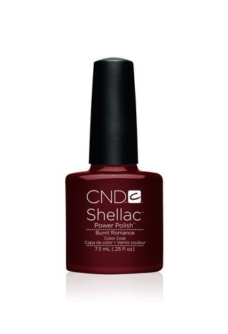 CND Shellac Burnt Romance 7.3ml - CN Nail Supply