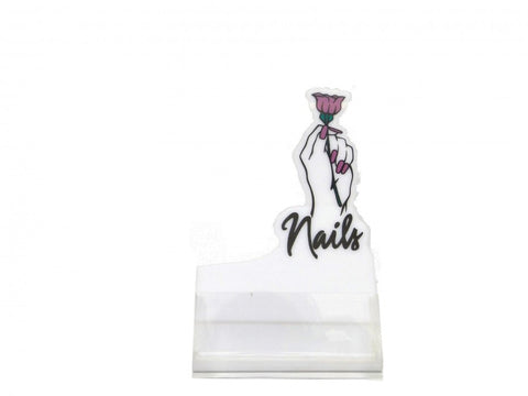 Business Card Holder - CN Nail Supply