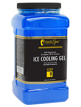 Foot Spa Ice Cooling Gel - CN Nail Supply
