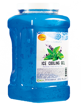 Spa Redi Ice Cooling Gel 16oz - CN Nail Supply