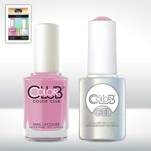 Color Club Wicker Park Gel Duo Pack - CN Nail Supply