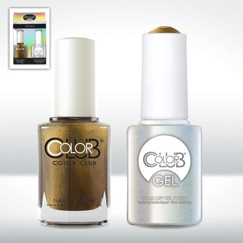 Color Club Pearl District Gel Duo Pack - CN Nail Supply