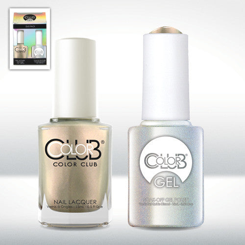 Color Club Sugar Rays Gel Duo Pack - CN Nail Supply