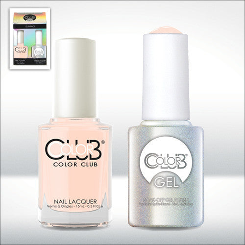 Color Club Poetic Hues Gel Duo Pack - CN Nail Supply