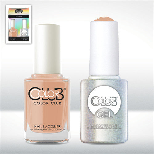 Color Club Nature's Way Gel Duo Pack - CN Nail Supply