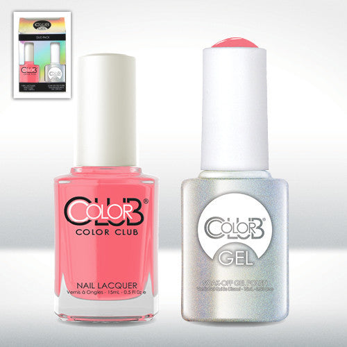Color Club In Bloom Gel Duo Pack - CN Nail Supply