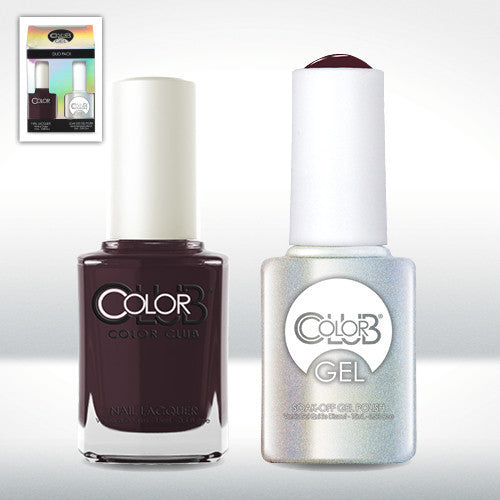 Color Club Killer Curves Gel Duo Pack - CN Nail Supply