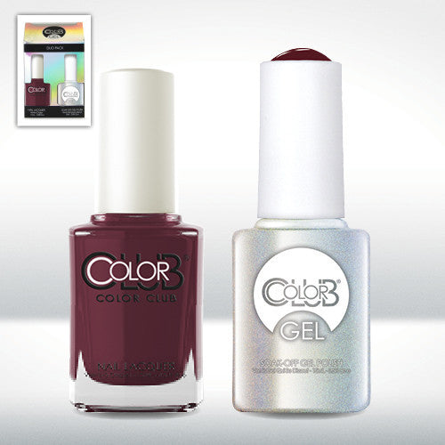 Color Club Feverish Gel Duo Pack - CN Nail Supply