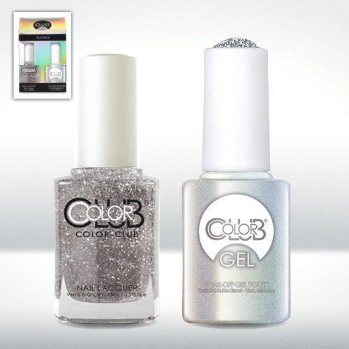Color Club Sex Symbol Gel Duo Pack - CN Nail Supply