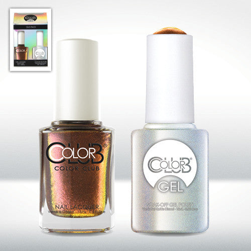 Color Club Wild and Willing Gel Duo Pack - CN Nail Supply