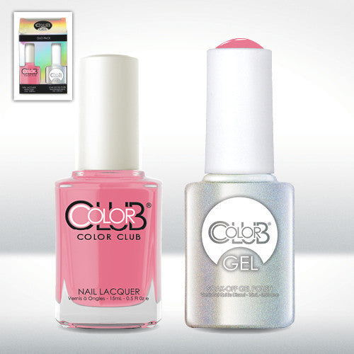 Color Club She's Sooo Glam Gel Duo Pack - CN Nail Supply