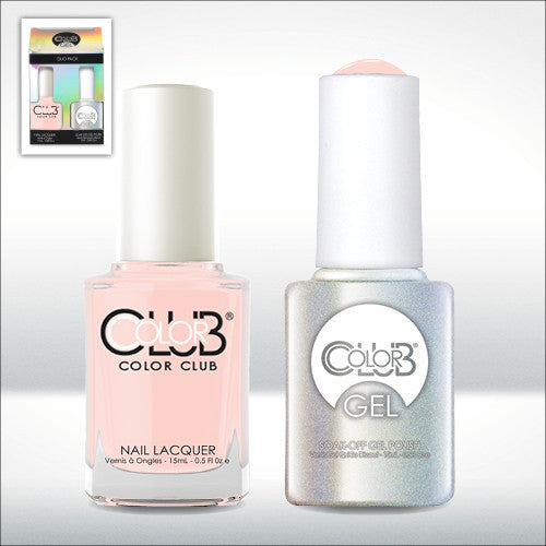 Color Club Secret Rendezvous Gel Duo Pack - CN Nail Supply