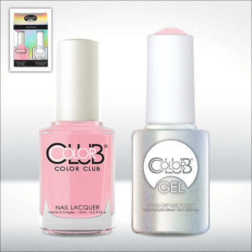 Color Club Little Miss Paris Gel Duo Pack - CN Nail Supply