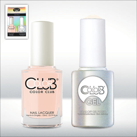 Color Club Bonjour Girl Gel Duo Pack - CN Nail Supply