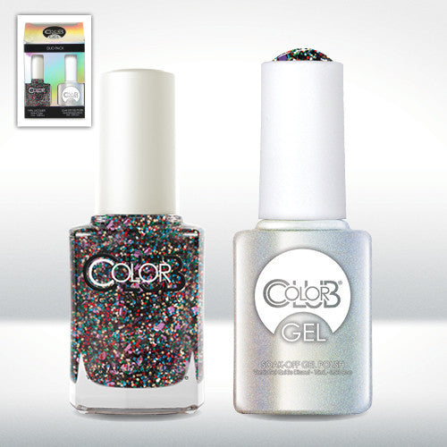 Color Club Wish Upon a Rockstar Gel Duo Pack - CN Nail Supply