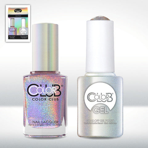 Color Club Cloud Nine Gel Duo Pack - CN Nail Supply