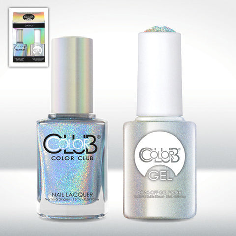 Color Club Blue Heaven Gel Duo Pack - CN Nail Supply