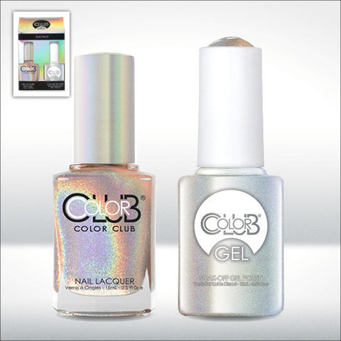 Color Club Cherubic Gel Duo Pack - CN Nail Supply