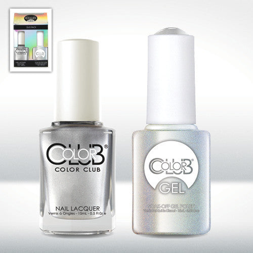 Color Club On The Rocks Gel Duo Pack - CN Nail Supply