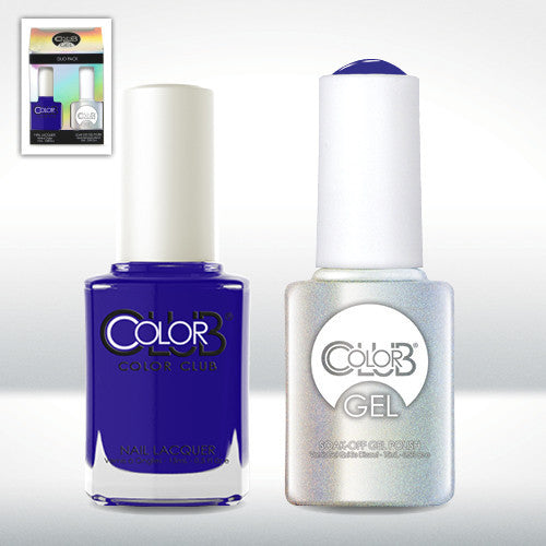 Color Club Bright Night Gel Duo Pack - CN Nail Supply