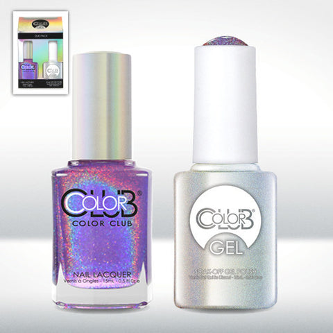 Color Club Eternal Beauty Gel Duo Pack - CN Nail Supply