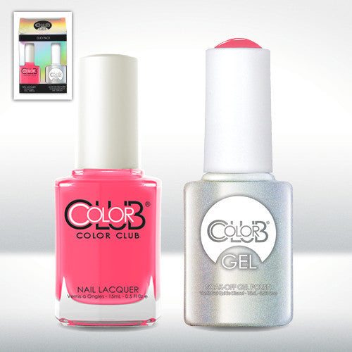 Color Club Jackie OH! Gel Duo Pack - CN Nail Supply
