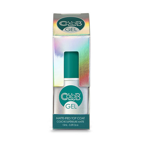 Color Club Matte-ified Gel Top Coat - CN Nail Supply
