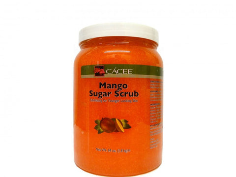 Cacee Sugar Scrub - CN Nail Supply