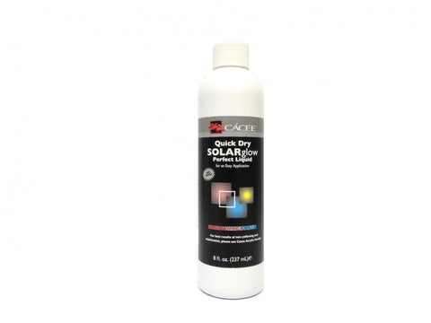 Cacee Quickdry Solar Glow Perfect Liquid - CN Nail Supply