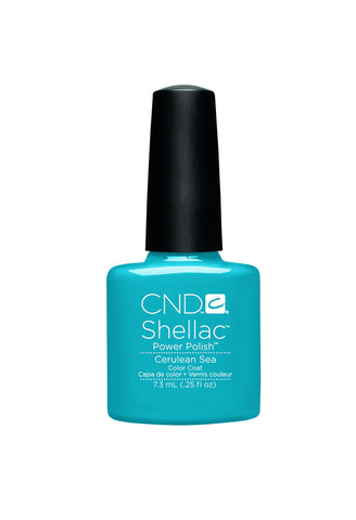 CND Shellac Cerulean Sea 7.3ml - CN Nail Supply