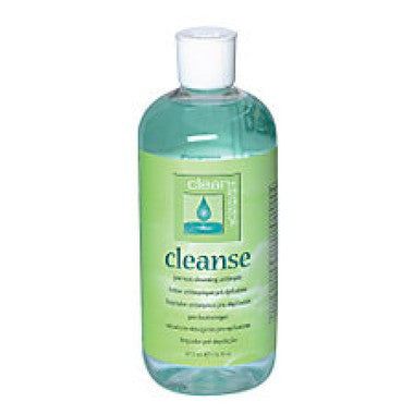 Clean + Easy Cleanser Pre-Wax Cleanser 16oz - CN Nail Supply