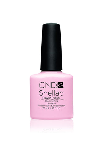 CND Shellac Clearly Pink 7.3ml - CN Nail Supply